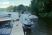 Name: scan0006.jpg Views: 78 Size: 140.8 KB Description: the pier..biggest on the lake, 4 boats, 6 watercraft..lol