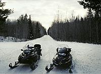 Name: scan0011.jpg Views: 72 Size: 142.6 KB Description: his and hers, hers, a touring, mine, a 3 cyl 2 stroke mach Z..gotta have that speed