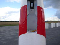 Name: 036.JPG Views: 30 Size: 984.8 KB Description: Place the corner of the swoosh next to the corner of the wheel opening.