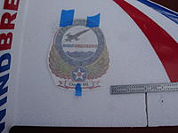 """Name: 040.jpg Views: 31 Size: 172.8 KB Description: 2"""" from the aileron."""