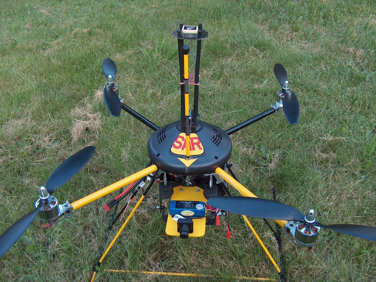 "Name: 6 10 2012 flight test final 005.jpg Views: 656 Size: 318.8 KB Description: Front View  ""Huey"""