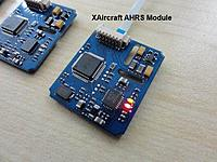 Name: XAircraft-ahrs.jpg Views: 168 Size: 45.2 KB Description: View of the AHRS-S and you can see a 176333 IS 3.3V Low Noise Regulator on this card also