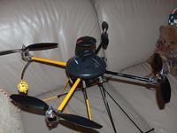 Name: 1.jpg Views: 222 Size: 76.4 KB Description: FC-1212-P-series installed on X-830-H series quad copter.