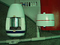 Name: DSC01458.jpg Views: 220 Size: 134.5 KB Description: Hatch attaches with small screws through the 3mm ply plates