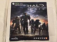 Xbox 360 Halo Reach LE Console & Controllers - Reduced! - RC