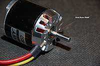 Name: P-51 Mustang_Build_MotorCollet_6-23-2010-0000.jpg Views: 219 Size: 55.0 KB Description: 2 things need to be done: 1.  File a relief for the grub/set screw. 2. Put a dab of Locktite on the grub/set screw upon installation.
