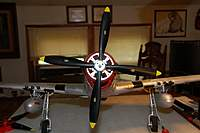 Name: P-51 Mustang_Build_VarioPROP-Adapter-Spinner_9-19-20100006.jpg