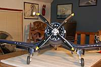 "Name: F4U Corsair_Build_VarioPROP_13"" 4-Blade_12-07-2010_0001.jpg