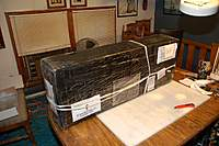 Name: B-25 Mitchell_Un-Boxing_12-19-2010_0003.jpg
