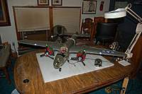 Name: B-25 Mitchell_Build_Nav-Lights_2-01-2011_0003.jpg