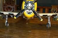 Name: P-47 Thunderbolt_Build_Landing-Gear_3-06-2011_0002.jpg Views: 227 Size: 61.9 KB Description: *UP-DATE  3/06/2011*