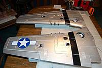 Name: Starmax Gunfighter_P-51_Unboxing_3-08-2011_0059.jpg Views: 562 Size: 72.2 KB Description: Another view of the wings.