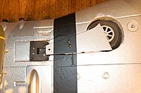 Name: Sandancer-Starmax Gunfighter_Build_Landing-Gear_5-17-2011_0007.jpg Views: 442 Size: 141.5 KB Description: *Up-Date 5/18/2011* The Starboard skirts.