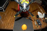 Name: Sandancer_Starmax_Prop-Adapter_6-26-2011_0015.jpg Views: 192 Size: 145.2 KB Description: *Up-Date 6/26/2011*   I have yet to notch out the spinner for a 4-blader.