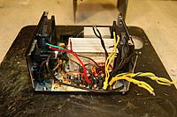 """Name: Power_Supply-Mod_11-16-20110008.jpg Views: 129 Size: 198.5 KB Description: """"UP-DATE 12/06/2011""""   This shows how I divided the leads up.   Yellow leads are 12v, the Red leads are 5v, and the Black leads are ground."""