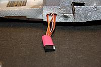 """Name: P-51 Mustang_Build_14-Pin WiringHarness_7-17-2010_0002.jpg Views: 117 Size: 139.7 KB Description: """"UP-DATE  1/05/2012""""  The 15mm heat shrink I use with the 14-pin headers."""