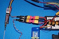 Name: Sandancer_Quanum_Remote-Monitor_01-29-20120006.jpg Views: 110 Size: 229.8 KB Description: The Quanum TEMP/AMP module with the reverse polarity adaptors.