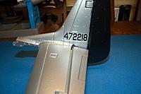 Name: Sandancer_FMS 1400 P-51 BBD-UnBoxing_12-28-2012_0035.jpg Views: 194 Size: 233.6 KB Description: The horizontal & vertical stab assembly.