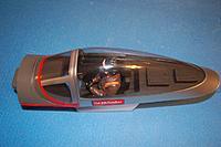 Name: Sandancer_FMS 1400 P-51 BBD-UnBoxing_12-28-2012_0043.jpg Views: 223 Size: 132.2 KB Description: Top view of the cockpit showing the full figured pilot.