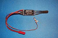 Name: Sandancer_FMS 1400 P-51 BBD-UnBoxing_12-28-2012_0046.jpg Views: 258 Size: 189.4 KB Description: The FMS 65A ESC w/5A BEC.