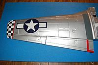 Name: Sandancer_FMS 1400 P-51 BBD-UnBoxing_12-28-2012_0053.jpg Views: 213 Size: 136.6 KB Description: The upper surface of the port wing.