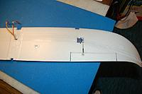 Name: Sandancer_SkySurfer_4_12-26-2012_0000.jpg Views: 234 Size: 259.0 KB Description: For now I am going to see how well the 3M reinforced strapping tape will hold those wing panels in place?