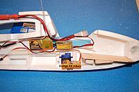 Name: Sandancer_SkySurfer_Electronics2_12-24-2012_0001.jpg Views: 453 Size: 185.2 KB Description: The port side showing all the electronic configurations.