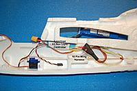 Name: Sandancer_SkySurfer_Electronics2_12-24-2012_0003.jpg Views: 357 Size: 169.2 KB Description: The starboard side showing all the electronic configurations.