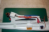Name: Sandancer_SkySurfer_Electronics_12-21-2012_0001.jpg Views: 419 Size: 197.2 KB Description: A mock up of how I planned to mount the ESC.