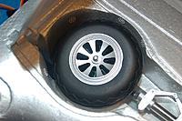 "Name: Sandancer_FMS 1400 P-51 BBD-UnBoxing_12-31-2012_0002.jpg Views: 204 Size: 296.5 KB Description: Plenty of room for the 3"" tires."