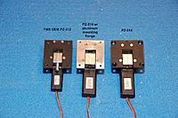 Name: Sandancer_FMS V7.5 P-51 BBD_Landing Gear_01-12-2013_0021.jpg Views: 426 Size: 203.1 KB Description: The mounting flange comparison.