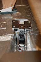 Name: Sandancer_FMS V7.5 P-51 BBD_Landing Gear_01-12-2013_0035.jpg Views: 358 Size: 118.2 KB Description: Another view if the alum.