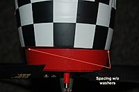 Name: Sandancer_FMS V7.5 P-51 BBD_Spinner-Cowl gap_01-27-2013_0001.jpg Views: 165 Size: 171.6 KB Description: Gap before shimming.