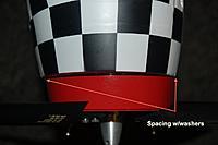 Name: Sandancer_FMS V7.5 P-51 BBD_Spinner-Cowl gap_01-27-2013_0002.jpg Views: 163 Size: 171.1 KB Description: Gap after shimming.