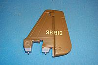 Name: Sandancer_FMS P-51B Shangri La-Un-Boxing_02-12-2013_0022.jpg Views: 170 Size: 161.7 KB Description: The vert. stab/rudder