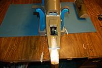 Name: Sandancer_FMS P-51B Shangri La-Un-Boxing_02-12-2013_0050.jpg Views: 176 Size: 181.0 KB Description: The elevator/rudder attachment points.
