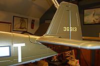 Name: Sandancer_FMS P-51B Shangri La-Un-Boxing_02-12-2013_0062.jpg Views: 178 Size: 185.8 KB Description: The tail feathers.