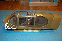 Name: Sandancer_FMS P-51B Shangri La-Un-Boxing_02-12-2013_0076.jpg Views: 192 Size: 267.1 KB Description: The cockpit before dissection of the canopy.