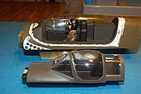 Name: Sandancer_FMS P-51B Shangri La-Un-Boxing_02-12-2013_0084.jpg Views: 208 Size: 241.6 KB Description: Side by side comparison.