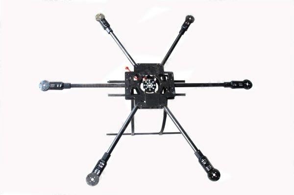 Attachment browser: HEXA X800-V6 Carbon Fiber Hexacopter frame Kit ...