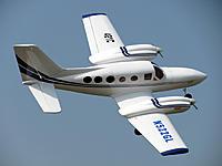 Cessna 421 71'' Nitro Gas RC Airplane ARF White - RC Groups