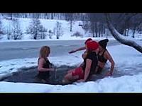 Name: oslogirls.jpg Views: 121 Size: 6.2 KB Description: Oslo girls are tough, and pretty. Ice bathing is good for the skin.