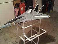 Name: IMG_0275.jpg Views: 182 Size: 58.3 KB Description: Preparing to go supersonic!