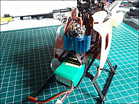 Name: HBCPX_Fuselage_Battery_in_Place.jpg Views: 224 Size: 177.8 KB Description: Battery in place. Wire should be on the other side because that's where the motor plug is located.   You can see the large heatsink on the motor. Airflow seems pretty good, with large open windows.