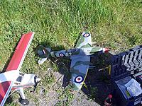 Name: 2015_06_14_Durafly_Spitfire.jpg Views: 68 Size: 136.9 KB Description: Durafly Spitfire