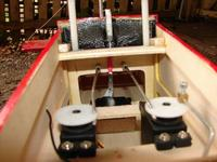Name: BigStick-004.jpg Views: 518 Size: 58.7 KB Description: Tow release mounted with the servo underneath it.