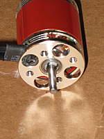 Name: IMG_1302.jpg Views: 1137 Size: 68.3 KB Description: Bottom of Turnigy 2217/20 Motor (Mounting holes shown)