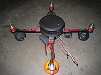Name: IMG_1330.jpg Views: 1100 Size: 66.8 KB Description: Battery and Keychain Camera Mounted (Velcro/Pipe Foam)