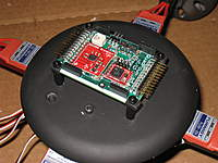 Name: IMG_1377.jpg Views: 1540 Size: 91.1 KB Description: QP Base Board mounted on first platform.