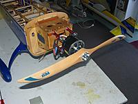 Name: P1090445.JPG Views: 87 Size: 317.5 KB Description: New more efficient prop fitted.